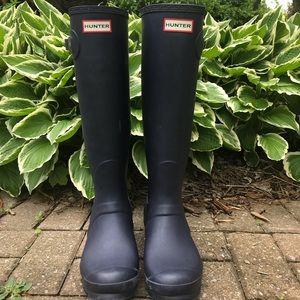Original Stripe Hunter Boots